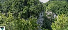 Passerelle d'Holzarté panorama (https://pays-basque.coline-buch.fr/) Tags: 2019 64 aquitaine colinebuch france gorges lasoule paysbasque sudouest torrent coursdeau juin montagne nature passerelledholzarté paysage pyrénées pyrénéesatlantiques nouvelleaquitaine