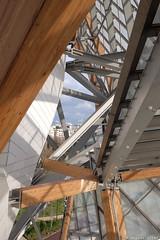Fondation Louis Vuitton (Maxime Guéry) Tags: fondation louis vuitton architecte frank gehry paris musée art contemporain et moderne architecture architettura architektur arquitectura architectes abstract abstrakt