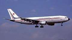 B-196 1989-03 ex (Gert-Jan Vis) Tags: b196 airbus a300 chinaairlines 232 kodachrome
