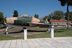 HAF Thunderstreak F-84F 26554 (Vortex Photography - Duncan Monk) Tags: haf hellenic air force thunderstreak f84 warbird relic wfu crete souda bay 115 cw jet aircraft aviation greek 26554
