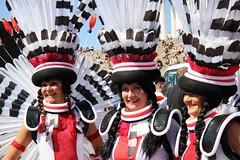 6Q3A1145 (www.ilkkajukarainen.fi) Tags: samba carnaval 2019 helsinki visit travel travelling city happy life line portrait potretti feather sulka woman naiset suomi finland finlande eu europa scandinavia