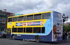 Dublin Bus AV380 (04D20380). (Fred Dean Jnr) Tags: dublinbusroute142 volvo b7tl transbus alx400 av380 04d20380 oconnellbridgedublin august2010 dublin bus dublinbusyellowbluelivery htown busathacliath dublinbus burgerking