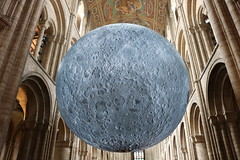 Museum of the Moon (R.K.C. Photography) Tags: museumofthemoon elycathedral sciencefestival cambridgeshire ely england unitedkingdom uk canoneos750d