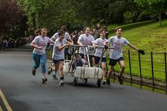 Great Knaresborough Bed Race-75.jpg (Steve Walmsley) Tags: greatknaresboroughbedrace tom knaresborough anna sam bedrace sophie cindy