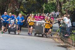 Great Knaresborough Bed Race-76.jpg (Steve Walmsley) Tags: greatknaresboroughbedrace tom knaresborough anna sam bedrace sophie cindy