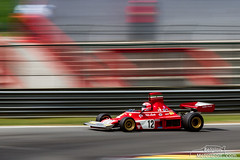 1974 Ferrari 312 B3 (belgian.motorsport) Tags: modena motorsport trackday circuit zolder 2019 1974 ferrari 312 b3 marco werner niki lauda
