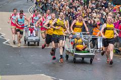 Great Knaresborough Bed Race-90.jpg (Steve Walmsley) Tags: greatknaresboroughbedrace tom knaresborough anna sam bedrace sophie cindy