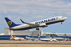 EI-FTR Boeing 737-8AS Ryanair PMI 28-05-19 (PlanecrazyUK) Tags: lepa sonsantjoanairport aeroportdesonsantjoan palmademallorcaairport eiftr boeing7378as ryanair pmi 280519