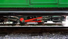 Dolbadarn's Rods (MylesBeevor) Tags: dolbadarn steam loco saddle tank locomotive llanberis lake railway llr llyn padarn quarry hunslet welsh wales engine train trains cymru uk dinorwic snowdonia narrow gauge