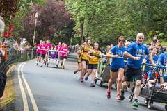 Great Knaresborough Bed Race-80.jpg (Steve Walmsley) Tags: greatknaresboroughbedrace tom knaresborough anna sam bedrace sophie cindy