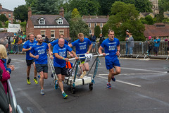 Great Knaresborough Bed Race-100.jpg (Steve Walmsley) Tags: greatknaresboroughbedrace tom knaresborough anna sam bedrace sophie cindy
