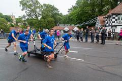 Great Knaresborough Bed Race-103.jpg (Steve Walmsley) Tags: greatknaresboroughbedrace tom knaresborough anna sam bedrace sophie cindy