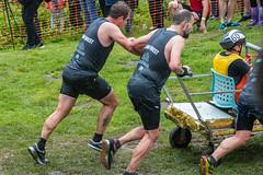 Great Knaresborough Bed Race-120.jpg (Steve Walmsley) Tags: greatknaresboroughbedrace tom knaresborough anna sam bedrace sophie cindy