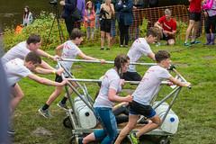 Great Knaresborough Bed Race-121.jpg (Steve Walmsley) Tags: greatknaresboroughbedrace tom knaresborough anna sam bedrace sophie cindy