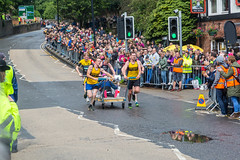 Great Knaresborough Bed Race-81.jpg (Steve Walmsley) Tags: greatknaresboroughbedrace tom knaresborough anna sam bedrace sophie cindy
