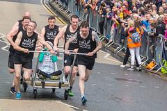 Great Knaresborough Bed Race-87.jpg (Steve Walmsley) Tags: greatknaresboroughbedrace tom knaresborough anna sam bedrace sophie cindy