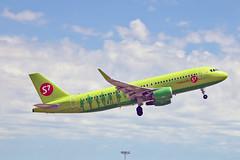 VP-BOL Airbus A.320-214SL S7 Airlines PMI 28-05-19 (PlanecrazyUK) Tags: lepa sonsantjoanairport aeroportdesonsantjoan palmademallorcaairport vpbol airbusa320214sl s7airlines pmi 280519