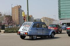 1982 Citroën Dyane 6 Edelweiss (coopey) Tags: 1982 citroën dyane 6 edelweiss