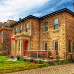 Brantford Ontario - Canada  - 152  Brant Ave-- Heritage Conservation District  -  Architecture thumbnail