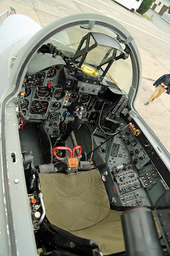 4119 Mikoyan-Gurevich Mig-29 Fulcrum Polish Air Force Cockpit