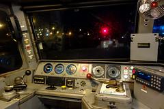 No. 2 end cab of 57 313 (Alun EH) Tags: york yorkstation class57 brush wcr westcoastrailways class573 57313 northernbelle br britishrail britishrailways train railway railroad