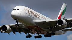 Emirates Airbus A380-861 A6-EOI (Thomas Saunders Photography) Tags: emirates airbus a380 lhr heathrow canon 6d 100400 aircraft aeroplane airplane aviation