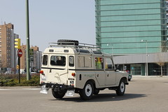 "1982 Land Rover Santana 109"" Especial (coopey) Tags: 1982 land rover santana 109 especial"