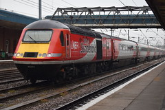 43274 passing Doncaster (Tom 43299) Tags: train doncaster doncasterstation lner class43 hst 43274