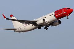 LN-NGX_02 (GH@BHD) Tags: lnngx boeing 737 738 737800 b737 b738 dy nax d8 ibk norwegianairshuttle norwegianairinternational aircraft aviation airliner arrecifeairport arrecife lanzarote