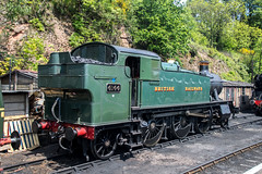 4144, Bewdley  (1) (JH Stokes) Tags: 4144 prarie tankengines bewdley severnvalleyrailway steamlocomotives trains trainspotting tracks transport railways locomotives photography heritage preservedlocomotives