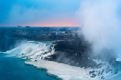 The Niagara Glacier (Thousand Word Images by Dustin Abbott) Tags: a6400 a6500sonyalpha dustinabbott fuji photodujour sigma sonyalpha 2019 bokeh cold comparison fujifilm fujixt30 horseshoefalls ice kamlan50mmf11mkii lens mirrorless review sainsonic sony spring test xt30 dustinabbottnet niagarafalls ontario canada
