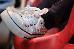 Shoe (Jonathan_in_Madrid) Tags: 2019 fujifilmxt20 fujinonxf35mmf14