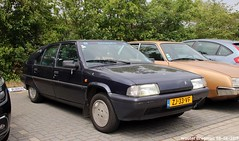Citroën BX Cannes 1991 (XBXG) Tags: zj33vf citroën bx cannes 1991 citroënbx 100jaarcitroën 2019 citroëndealer autopalace marconistraat zwolle nederland holland netherlands paysbas youngtimer old classic french car auto automobile voiture ancienne française france frankrijk vehicle outdoor