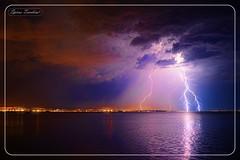 Καταιγίδα στη Θεσσαλονίκη (Spiros Tsoukias) Tags: hellas macedonia thessaloniki greece axiosdelta nationalpark flamingo ελλάδα μακεδονία θεσσαλονίκη καλοχώρι γαλλικόσ αξιόσ λουδίασ αλιάκμονασ εθνικόπάρκο δέλτααξιού υδρόβιαπτηνά φλαμίνγκο φοινικόπτερα ερωδιοί αργυροπελεκάνοι αργυροτσικνιάδεσ λευκοτσικνιάδεσ βαρβάρεσ γεράκια πάπιεσ φαλαρίδεσ κύκνοσ κύκνοι πελεκάνοσ κορμοράνοσ στρειδοφαγοσ κοκκινοσκέλησ σταχτοτσικνιάσ ποταμογλάρονα χουλιαρομύτα γλάροσ αβοκέτα καλαμοκανάσ λίμνεσ φύση ποτάμια θάλασσα βουνά πεδιάδεσ ηλιοβασίλεμα ανατολήηλίου πουλιά ζώα lakes nature rivers sea mountains plains sunset sunrise birds animals εχέδωροσ ποταμοί λιμνοθάλασσεσ καταιγίδα αστραπέσ βροντέσ storm lightning thunder