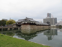 Hiroshima Castle (Sean_Marshall) Tags: hiroshima 広島市 広島 japan castle hiroshimacastle