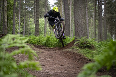 Blacktop (Alasdaircrawford) Tags: mountain bike mtb mountainbike freeride downhill enduro cross country fr dh jump trail dig scotland blacktop aberdeen grampian forest dirt bicycle britain british pedal track summer outdoor sport extreme