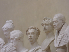 Accademia (nartenimages) Tags: accademia firenze florence italia italy italie toscane tuscany toscana art sculpture scultura museum museo busts busti galleria