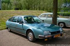 CitroMobile 2019 (Okke Groot - in tekst en beeld) Tags: 61xjrp citromobile citroëncx2400injection sidecode6 vijfhuizen nederland