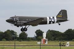 N62CC / 43-30647 Douglas C-47A Skytrain (EaZyBnA - Thanks for 3.000.000 views) Tags: n62cc 4330647 douglasc47a douglas c47a skytrain dc3 warbirds warplanespotting warplane wwii rosinenbomber autofocus airforce aviation airbase eazy eos70d ef100400mmf4556lisiiusm europe europa 100400mm 100400isiiusm ngc nato military militärflugzeug militärflugplatz luftwaffe luftfahrt luftstreitkräfte planespotter planespotting plane prob propeller approach etou wiesbaden wiesbadenarmyairfield rheinlandpfalz rlp wie germany deutschland luftbrücke worldwar worldwarii