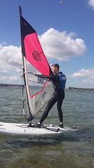 Beginners Windsurfing Lessons - May 2019