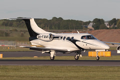 Embraer 500 Phenom 100 9H-FAM Luxwing (Mark McEwan) Tags: embraer emb500 phenom100 embraer500 9hfam luxwing bizjet aviation aircraft airplane edi edinburghairport edinburgh