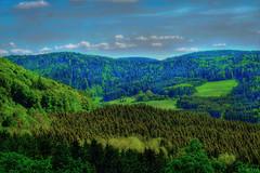 Lochenpaß bei Balingen (PinoyFri) Tags: landscape landschaft schwäbischealb swabianalb southerngermany süddeutschland balingen flickr alemagne nikond3400 panorama kabukiran alemanya gubat forests forêts bosques lochensteige motorradtreff