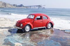 1973 Volkswagen Beetle diecast 1:24 by Maisto (rigavimon) Tags: diecast miniaturas 124 1973 volkswagen beetle miniature maisto