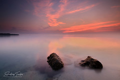 The Sun Also Rises (engrjpleo) Tags: sunrise sun sanfernando ticaoisland masbate bicolregion philippines beach seascape sea seaside shore coast landscape water waterscape sky longexposure ndfilter slowwater rock outdoor