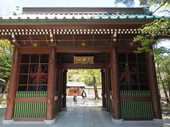 Gate, Kōtoku-in (Sean_Marshall) Tags: kōtokuin 高徳院 temple buddhisttemple 鎌倉市 鎌倉 kamakura japan