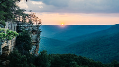 Savage Gulf (jaminjan96) Tags: travel adventure explore hike backpack sunset sunrise sun warm summer friends north face gregory water swim waterfall waterfalls nature outdoors outside flow wet greet vsco sony film photographer photography wander wanderlust