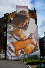 Teneu (Ibrahim D Photography) Tags: smug teneu stmungo mural streetart glasgow urbanart incrediblestreetart glasgowstreetart