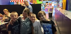 Paxton's 9th Birthday Party (heytampa) Tags: birthdayparty party airosphere friends conner hey ronin lauren pete giordano