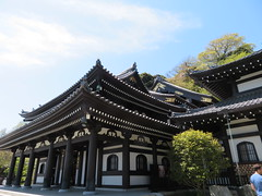 Kannon-dō (Main hall), Hase-dera (Sean_Marshall) Tags: 鎌倉市 鎌倉 kamakura japan hasedera 海光山慈照院長谷寺 temple buddhisttemple