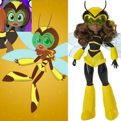 Bumble Bee (Still Museum) Tags: dcsuperherogirls dccomics bumblebee wonderwoman supergirl katana zatanna greenlantern comics comicbook